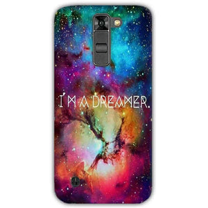 LG K7 Mobile Covers Cases I am Dreamer - Lowest Price - Paybydaddy.com