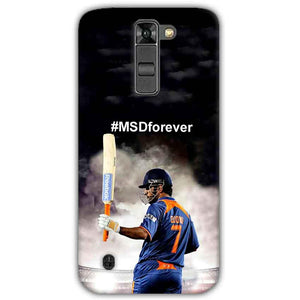 new concept ea32e 51dba LG K7 Mobile Covers Cases MS dhoni Forever - Lowest Price ...