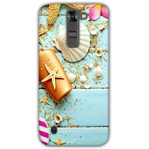 LG K7 Mobile Covers Cases Pearl Star Fish - Lowest Price - Paybydaddy.com