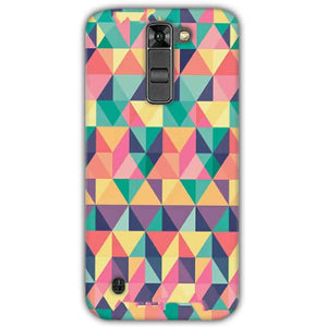 LG K7 Mobile Covers Cases Prisma coloured design - Lowest Price - Paybydaddy.com