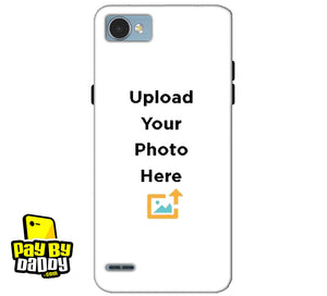 Customized LG Q6 Plus Mobile Phone Covers & Back Covers with your Text & Photo