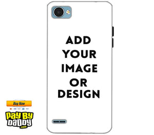 Customized LG Q6 Mobile Phone Covers & Back Covers with your Text & Photo