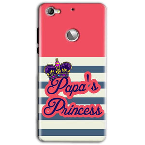LeEco LeTv 1s Mobile Covers Cases Papas Princess - Lowest Price - Paybydaddy.com