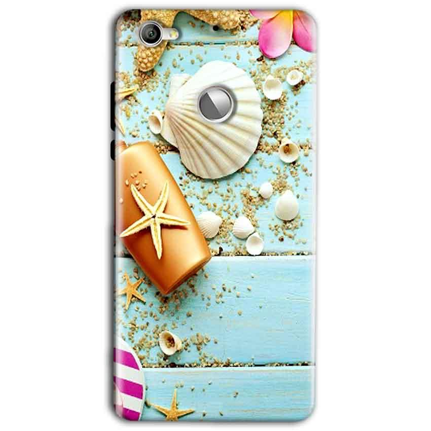 LeEco LeTv 1s Mobile Covers Cases Pearl Star Fish - Lowest Price - Paybydaddy.com