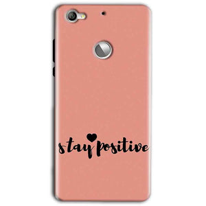 LeEco LeTv 1s Mobile Covers Cases Stay Positive - Lowest Price - Paybydaddy.com