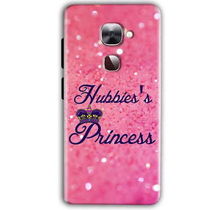 LeEco LeTv LE 2 Mobile Covers Cases Hubbies Princess - Lowest Price - Paybydaddy.com
