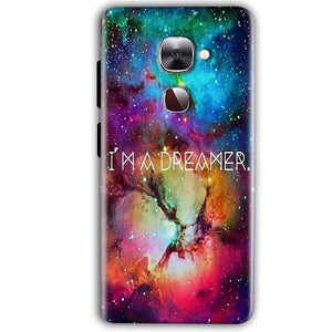 LeEco LeTv LE 2 Mobile Covers Cases I am Dreamer - Lowest Price - Paybydaddy.com