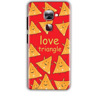 LeEco LeTv LE 2 Mobile Covers Cases Love Triangle - Lowest Price - Paybydaddy.com