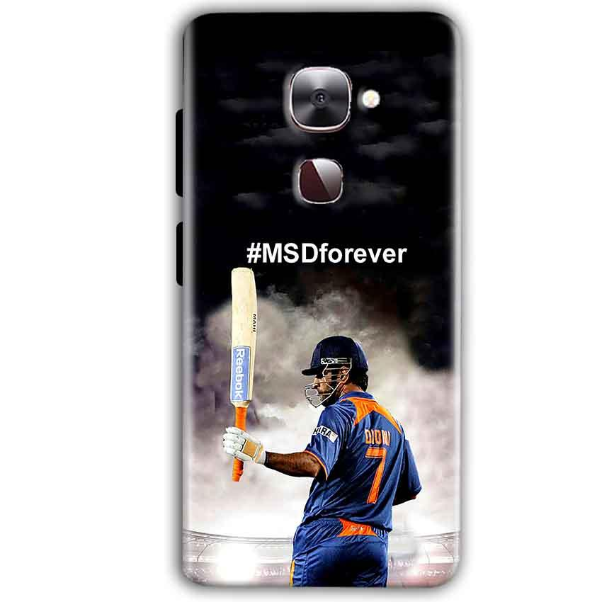 LeEco LeTv LE 2 Mobile Covers Cases MS dhoni Forever - Lowest Price - Paybydaddy.com