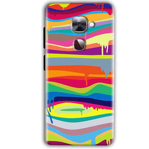 LeEco LeTv LE 2 Mobile Covers Cases Melted colours - Lowest Price - Paybydaddy.com