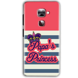 LeEco LeTv LE 2 Mobile Covers Cases Papas Princess - Lowest Price - Paybydaddy.com