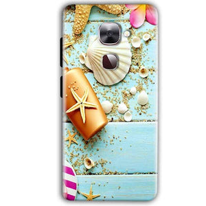 LeEco LeTv LE 2 Mobile Covers Cases Pearl Star Fish - Lowest Price - Paybydaddy.com