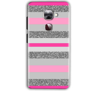 LeEco LeTv LE 2 Mobile Covers Cases Pink colour pattern - Lowest Price - Paybydaddy.com