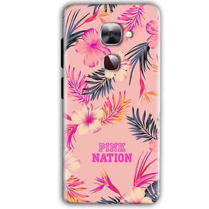LeEco LeTv LE 2 Mobile Covers Cases Pink nation - Lowest Price - Paybydaddy.com