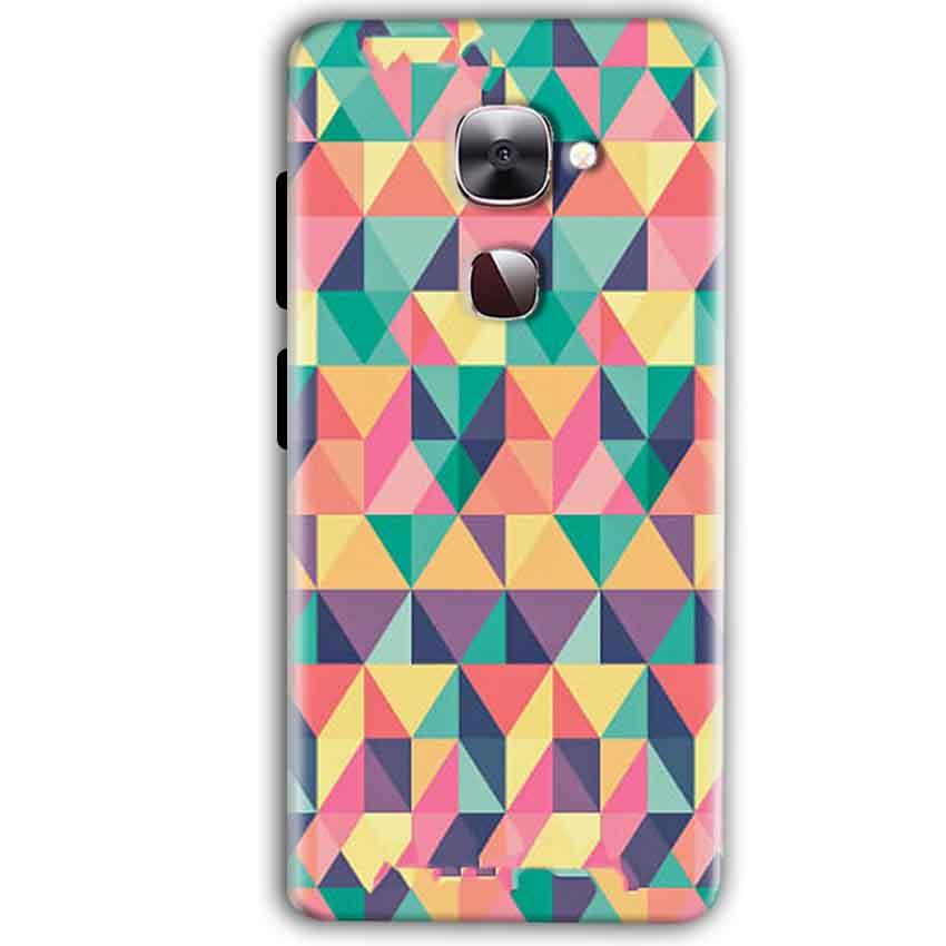 LeEco LeTv LE 2 Mobile Covers Cases Prisma coloured design - Lowest Price - Paybydaddy.com