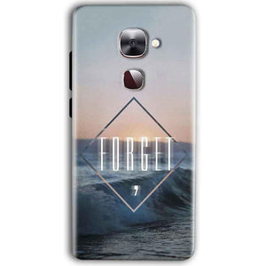 LeEco Le Max 2 Mobile Covers Cases Forget Quote Something Different - Lowest Price - Paybydaddy.com