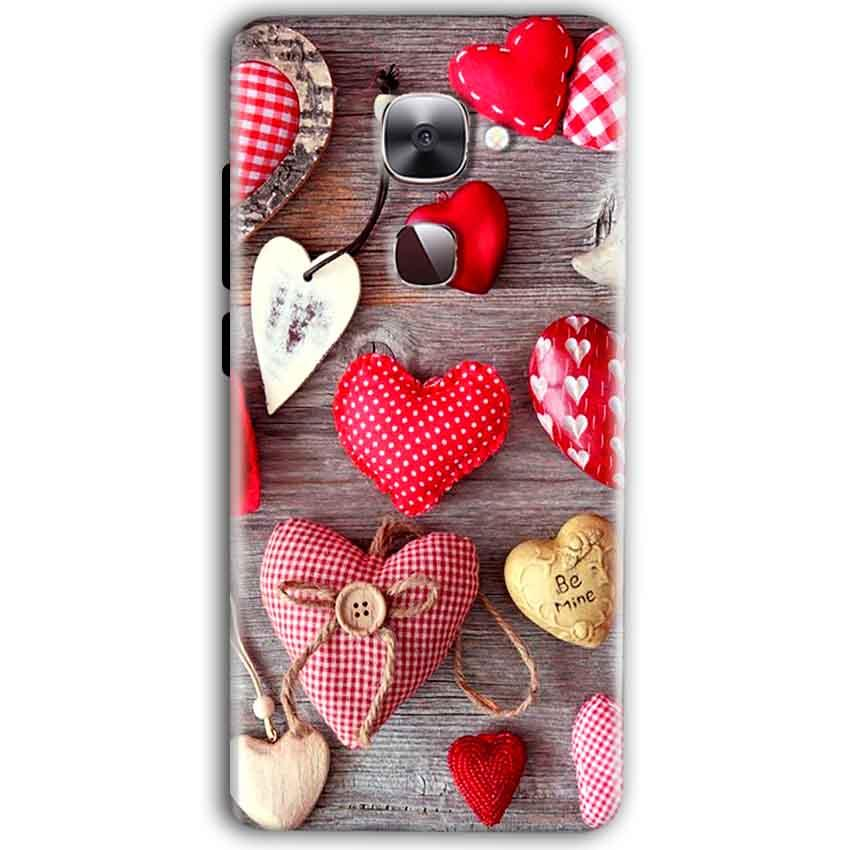 LeEco Le Max 2 Mobile Covers Cases Hearts- Lowest Price - Paybydaddy.com