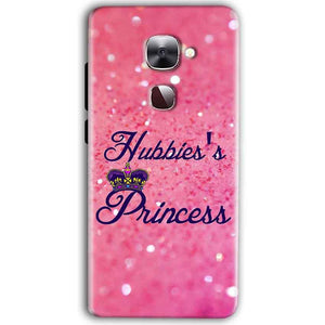 LeEco Le Max 2 Mobile Covers Cases Hubbies Princess - Lowest Price - Paybydaddy.com