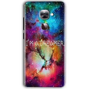 LeEco Le Max 2 Mobile Covers Cases I am Dreamer - Lowest Price - Paybydaddy.com