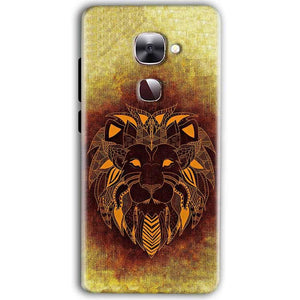 LeEco Le Max 2 Mobile Covers Cases Lion face art - Lowest Price - Paybydaddy.com