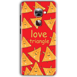 LeEco Le Max 2 Mobile Covers Cases Love Triangle - Lowest Price - Paybydaddy.com