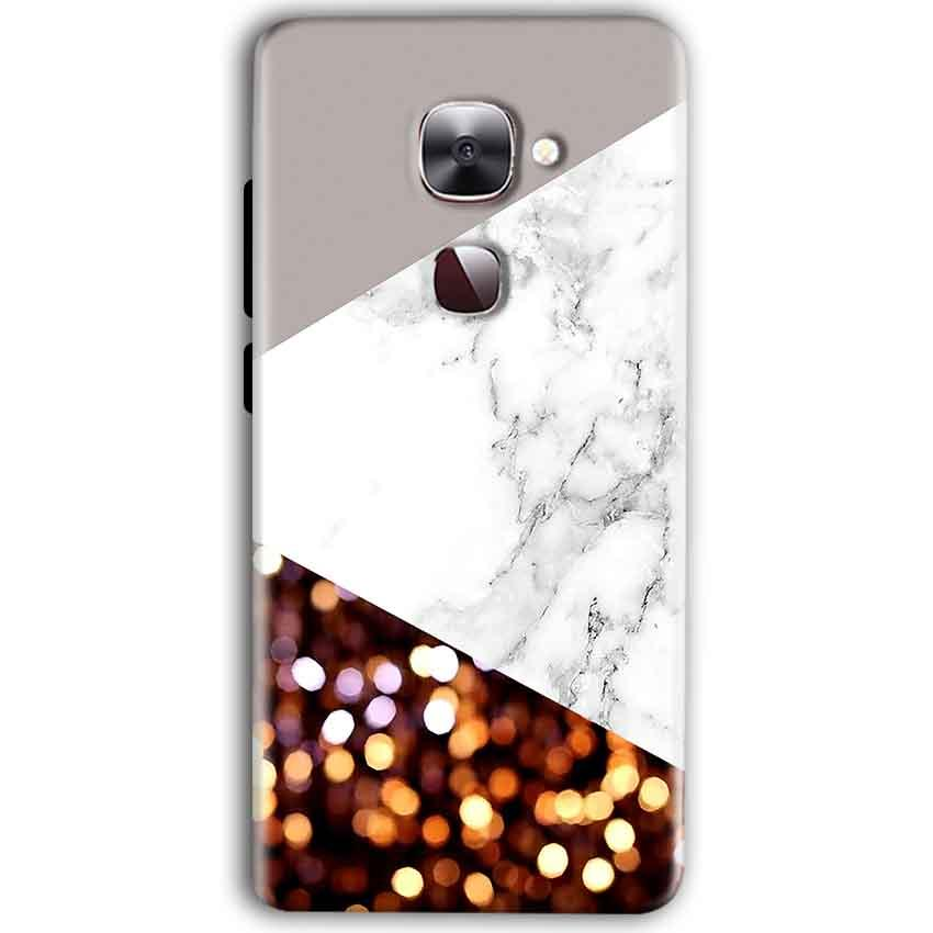 LeEco Le Max 2 Mobile Covers Cases MARBEL GLITTER - Lowest Price - Paybydaddy.com