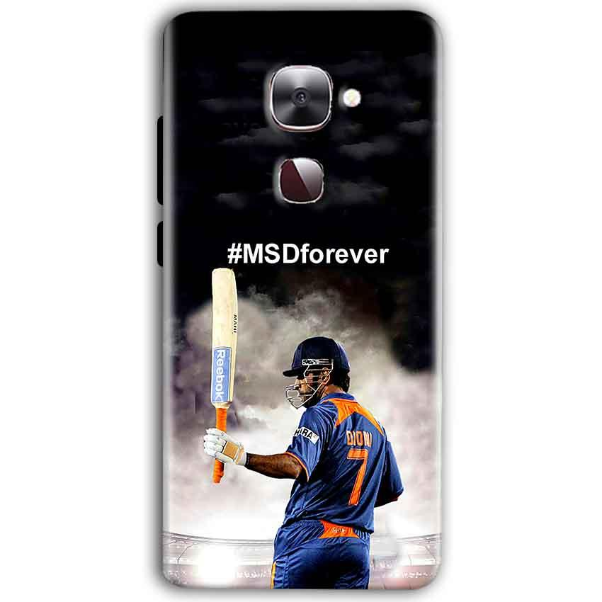 LeEco Le Max 2 Mobile Covers Cases MS dhoni Forever - Lowest Price - Paybydaddy.com