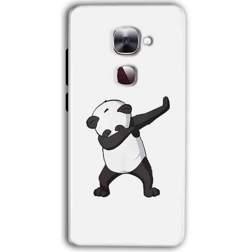 LeEco Le Max 2 Mobile Covers Cases Panda Dab - Lowest Price - Paybydaddy.com