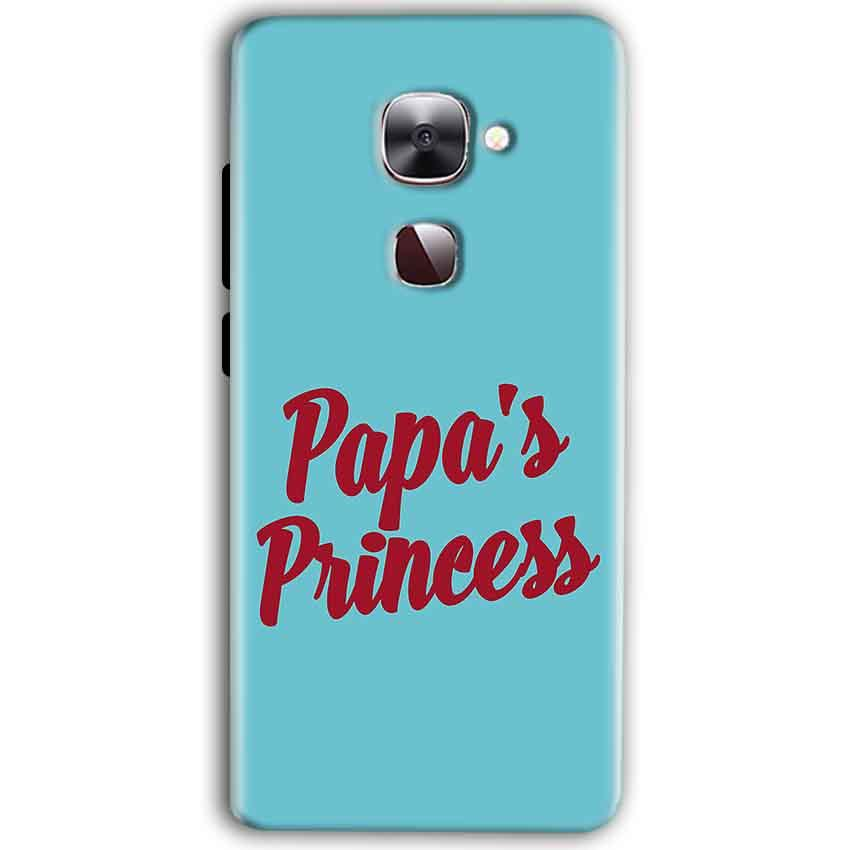 LeEco Le Max 2 Mobile Covers Cases Papas Princess - Lowest Price - Paybydaddy.com