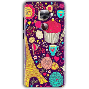 LeEco Le Max 2 Mobile Covers Cases Paris Sweet love - Lowest Price - Paybydaddy.com