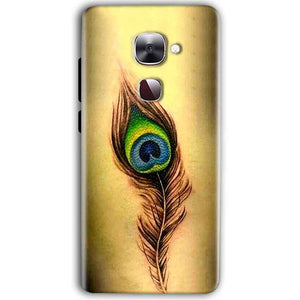 LeEco Le Max 2 Mobile Covers Cases Peacock coloured art - Lowest Price - Paybydaddy.com