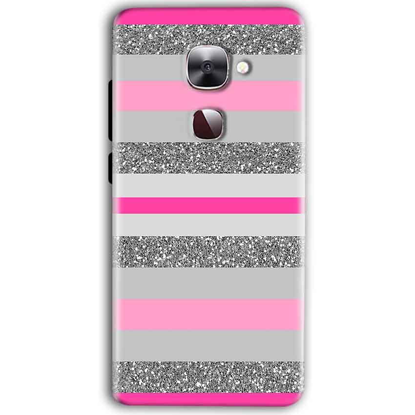 LeEco Le Max 2 Mobile Covers Cases Pink colour pattern - Lowest Price - Paybydaddy.com