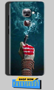 LeEco Le Max 2 Mobile Covers Cases Shiva Hand With Clilam - Lowest Price - Paybydaddy.com