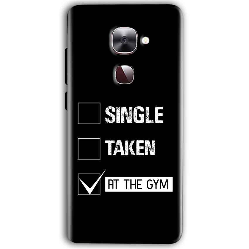 LeEco Le Max 2 Mobile Covers Cases Single Taken At The Gym - Lowest Price - Paybydaddy.com