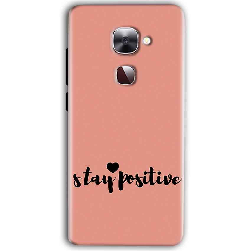 LeEco Le Max 2 Mobile Covers Cases Stay Positive - Lowest Price - Paybydaddy.com