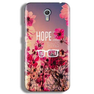 Lenevo ZUK Z1 Mobile Covers Cases Hope in the Things Unseen- Lowest Price - Paybydaddy.com