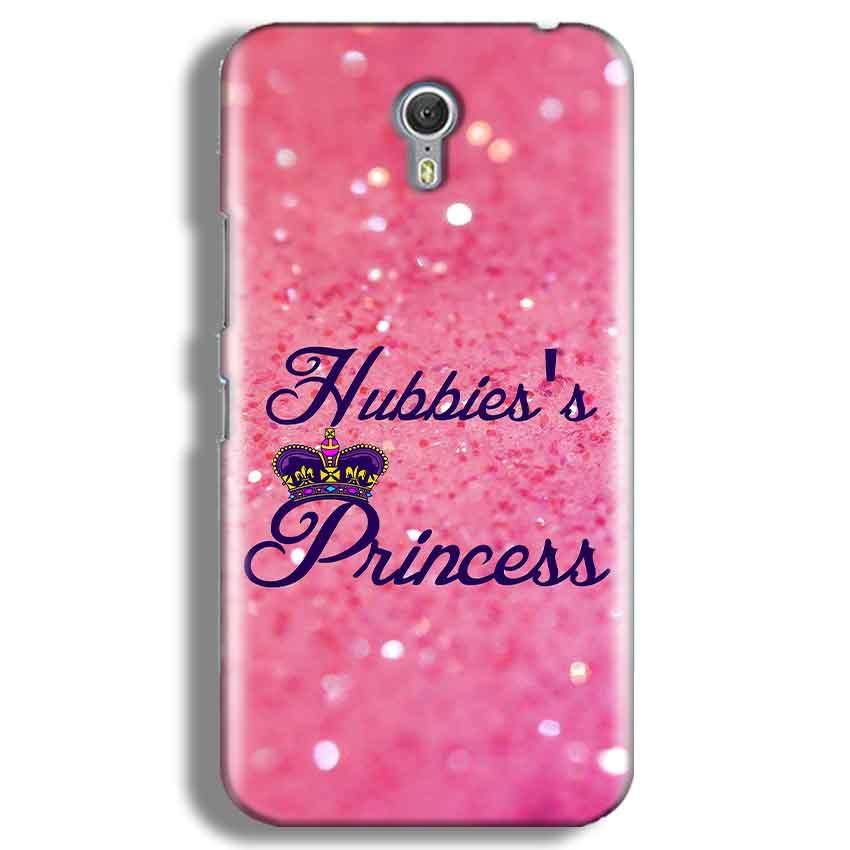Lenevo ZUK Z1 Mobile Covers Cases Hubbies Princess - Lowest Price - Paybydaddy.com