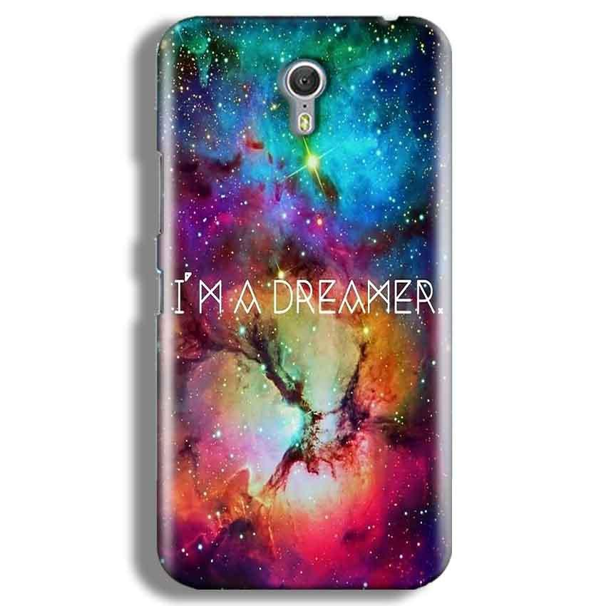 Lenevo ZUK Z1 Mobile Covers Cases I am Dreamer - Lowest Price - Paybydaddy.com