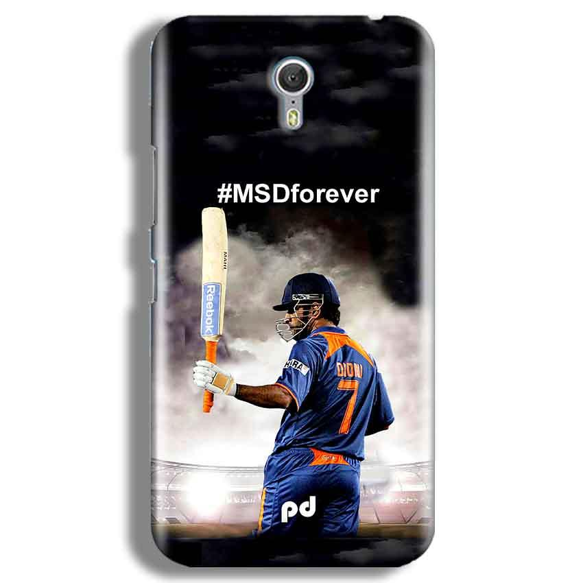 Lenevo ZUK Z1 Mobile Covers Cases MS dhoni Forever - Lowest Price - Paybydaddy.com