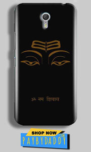 Lenevo ZUK Z1 Mobile Covers Cases Om Namaha Gold Black - Lowest Price - Paybydaddy.com
