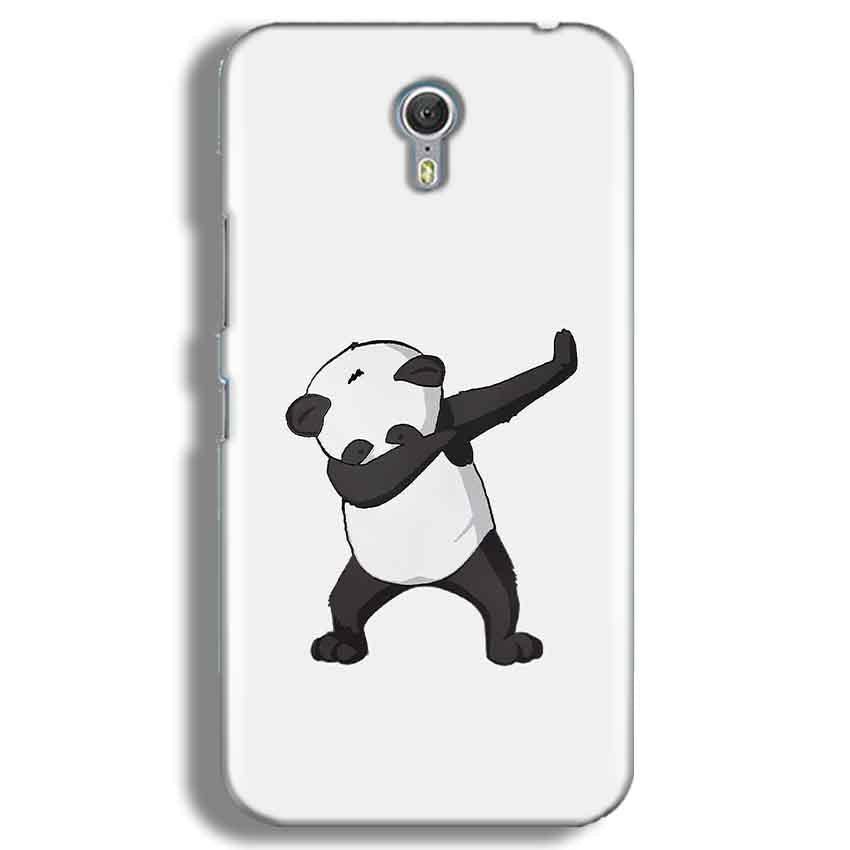 Lenevo ZUK Z1 Mobile Covers Cases Panda Dab - Lowest Price - Paybydaddy.com