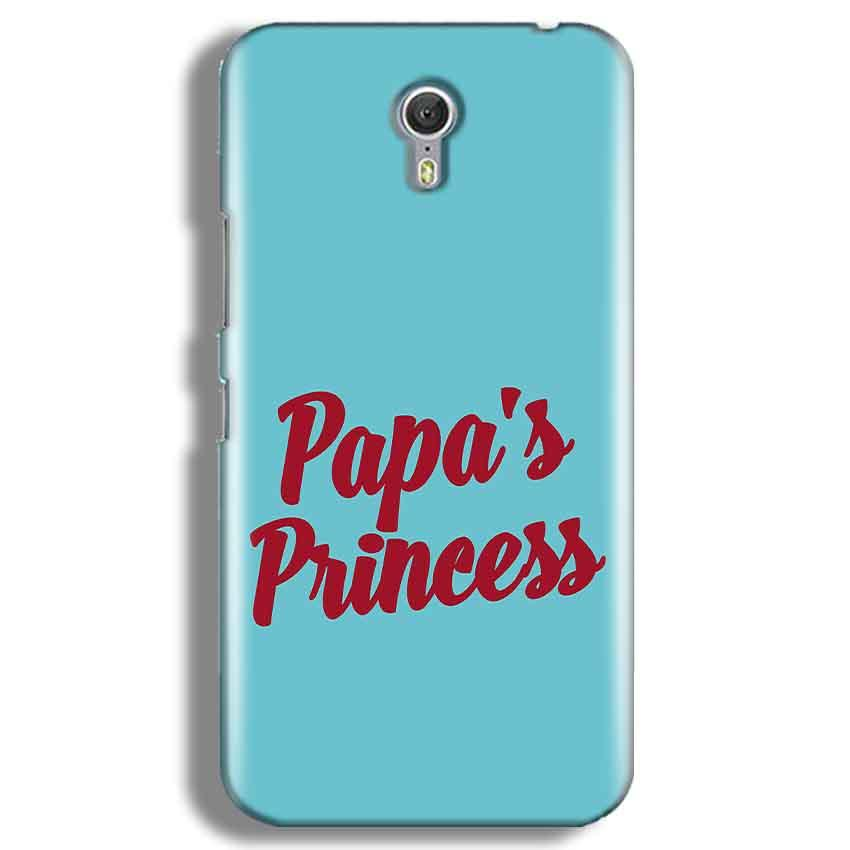 Lenevo ZUK Z1 Mobile Covers Cases Papas Princess - Lowest Price - Paybydaddy.com