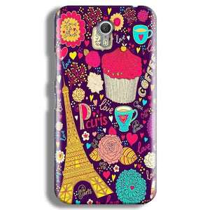 Lenevo ZUK Z1 Mobile Covers Cases Paris Sweet love - Lowest Price - Paybydaddy.com