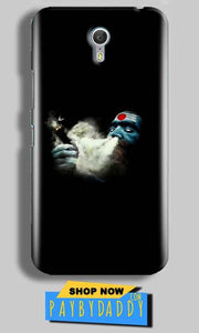 Lenevo ZUK Z1 Mobile Covers Cases Shiva Aghori Smoking - Lowest Price - Paybydaddy.com