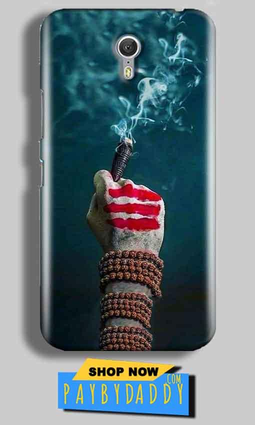 Lenevo ZUK Z1 Mobile Covers Cases Shiva Hand With Clilam - Lowest Price - Paybydaddy.com