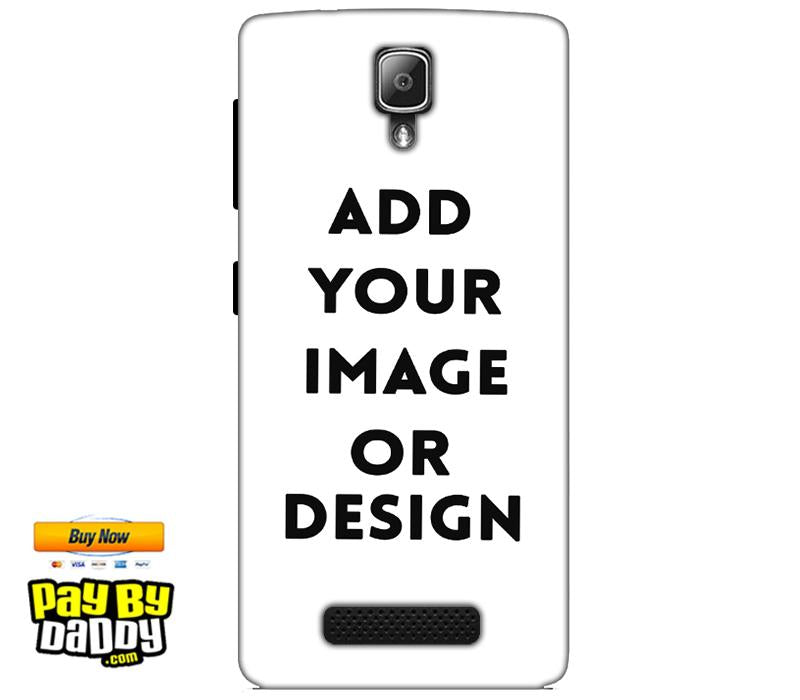 Customized Lenovo A1000 Mobile Phone Covers & Back Covers with your Text & Photo