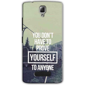 Lenovo A2010 Mobile Covers Cases Donot Prove yourself - Lowest Price - Paybydaddy.com