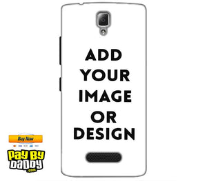 Customized Lenovo A2010 Mobile Phone Covers & Back Covers with your Text & Photo