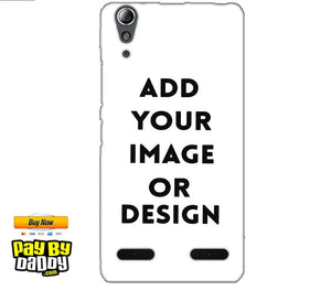Customized Lenovo A6000 Mobile Phone Covers & Back Covers with your Text & Photo