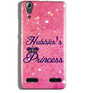 Lenovo A6000 Mobile Covers Cases Hubbies Princess - Lowest Price - Paybydaddy.com
